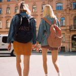 Populairste rugzak onder tieners: Eastpak